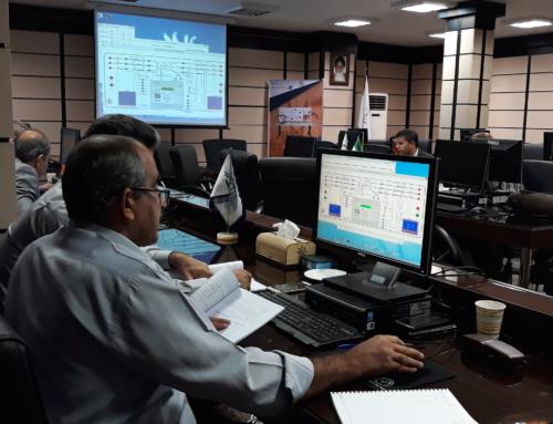 برگزاری دوره آموزشی رله و حفاظت در بخش انتقال برای روسای ادارت بهره برداری برق منطقهای فارس