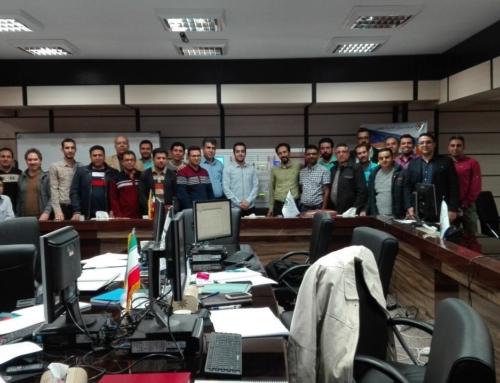 برگزاری سومین دوره آموزشی رله و حفاظت برای کارشناسان ناظر و رلیاژ شرکت برق منطقهای فارس