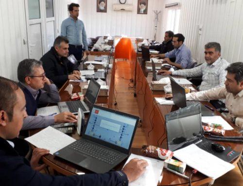 برگزاری آزمون در برق منطقه ای سمنان- امور شرق